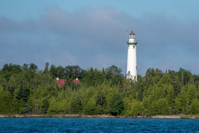 New Presque Isle Light