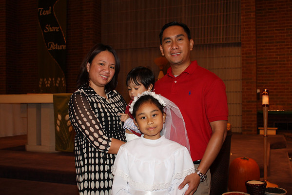 thea's first communion
