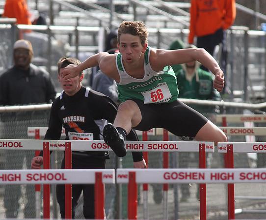 Goshen Relays - Boys Track
