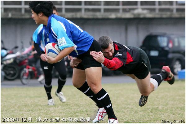浪人 VS 台北猴王(Ronin vs Taipei Baboons)