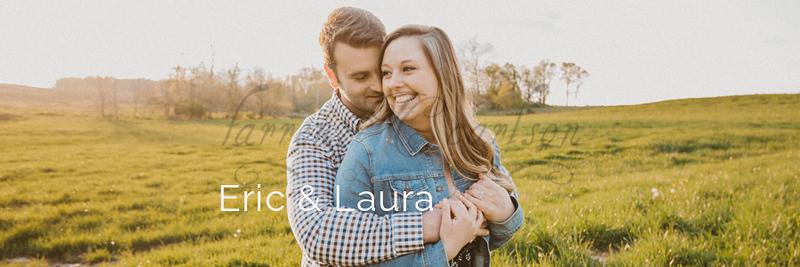 Eric & Laura