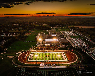 The Ted Homecoming 2015 Aerials