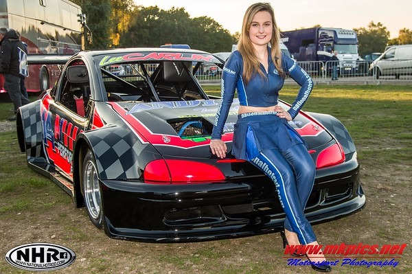 National Hot Rods & Grid Girls 2018