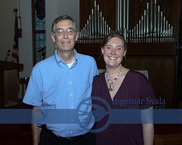 Trinity Lutheran Church, July 14, 2013, honored to have Emily Curcio sing music of Mozart, Schubert, Gershwin and Cole Porter pieces.
