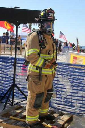 2017 Pensacola Beach Firefighter Challenge