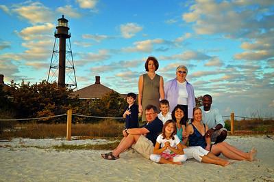 Gail's Sanibel Island, Fl Portraits