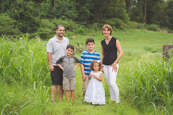 Borrero Family