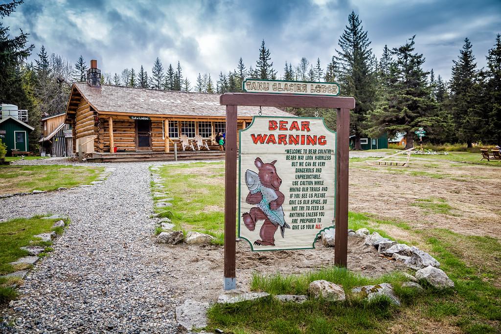 Taku Glacier Lodge Juneau Alaska