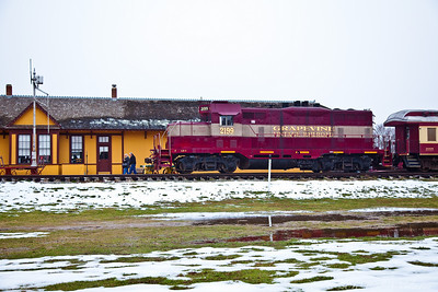 GVRR Sweetheart Express 02-14-10