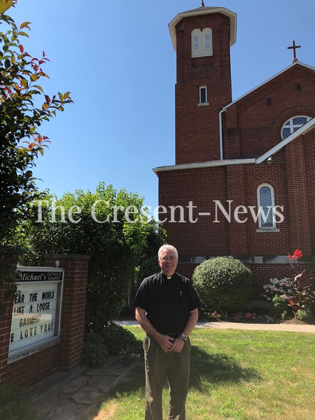 07-25-18 NEWS Father Dan Borgelt, TM