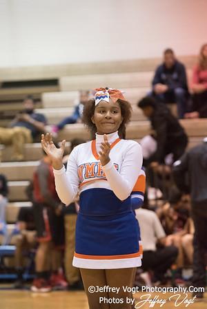 2/06/2018 Watkins Mill HS Varsity Cheerleading, Photos by Jeffrey Vogt Photography