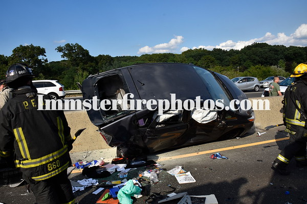 PLAINVIEW FD 3 CAR MVA LIE