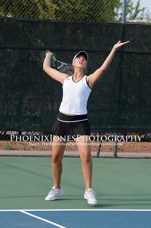 2012 NCS Girls Tennis