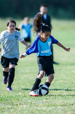 Youth Girls Soccer
