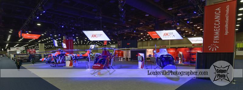 Louisville Trade Show Photographer - HAI Heli Expo - Finmeccanica-4.jpg