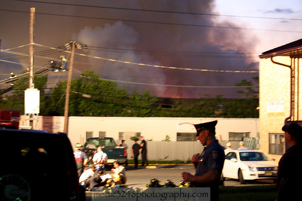 Lodi Warehouse Fire 6/23/09