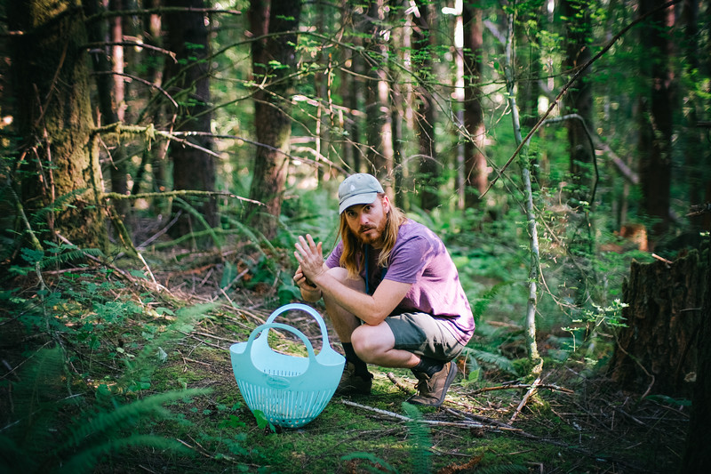 2019-09 Eagle Cliff Mushroom Hunting Trip