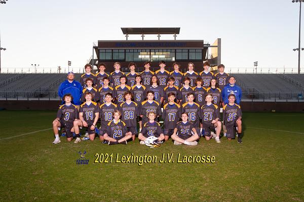 2021 Boys  JV Lacrosse