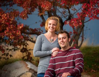 Draper Engagement Portraits