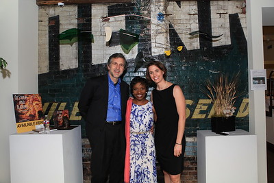 Children LifeTime Educational Foundation Event at the Buttonwood Art Space