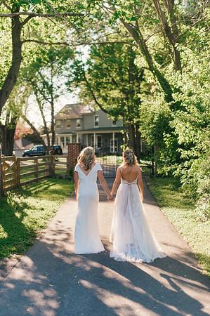 Claire and Hannah's Wedding Photos