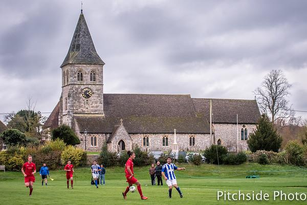 Overton United v Stockbridge