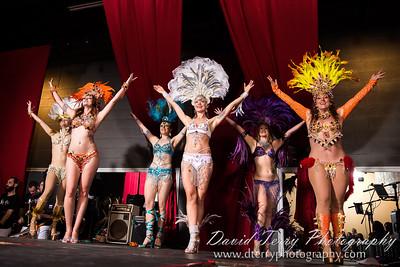 Samba Fogo - Samba Queen 2015