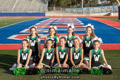 2020 WRMS 7th Cheer