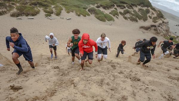 Xclusive Speed Beach Training July 29th