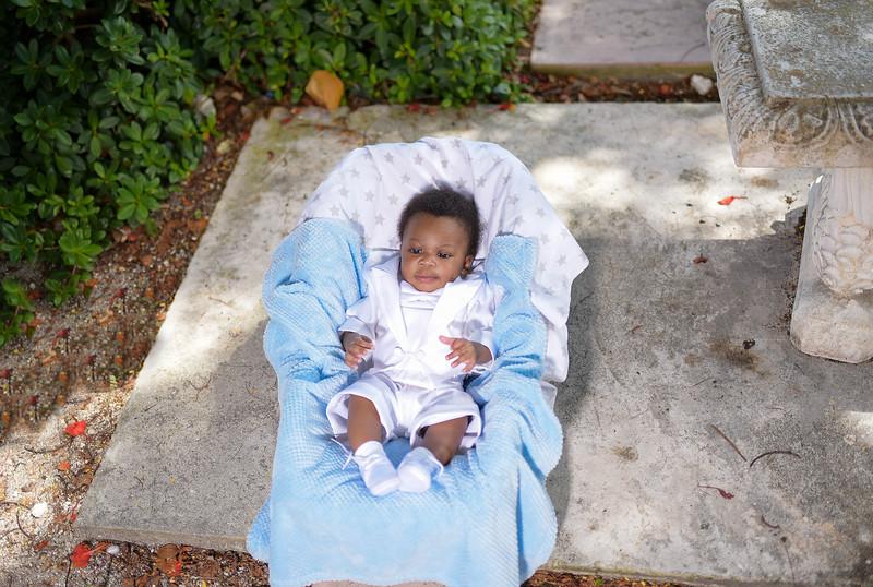 Kavahanna Baby Christening