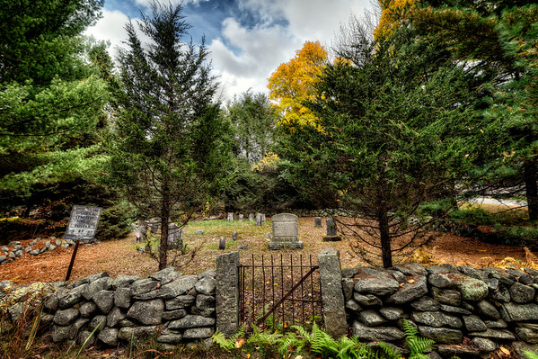RI Historical Cemetery, Town of Foster, Number 27