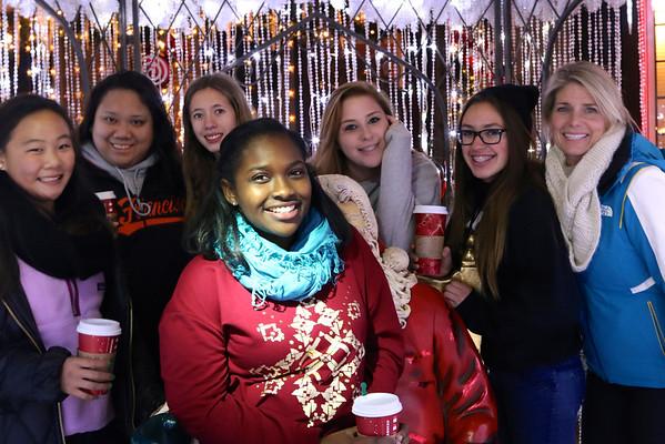 Jr High Life Group Girls Christmas 2013