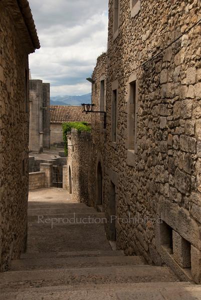 A Way Girona Spain May 2013