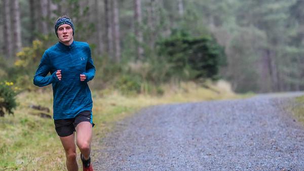 Newborough Forest Park Run at 3kM
