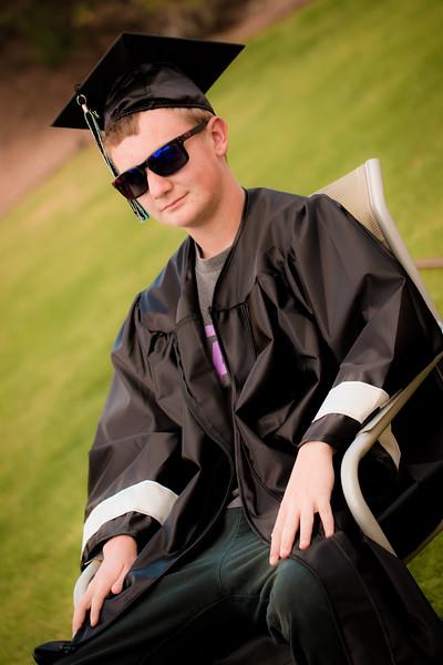 Eli Graduation