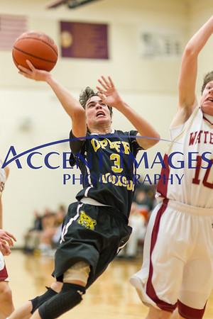 JV Basketball @ Watterson - 1/2