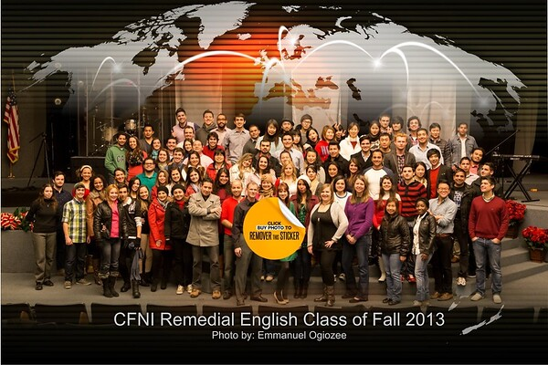 CFNI Remedial English
