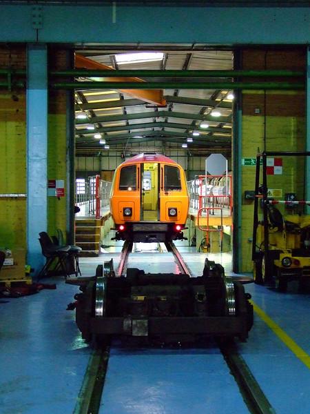 broomloan underground depot glasgow