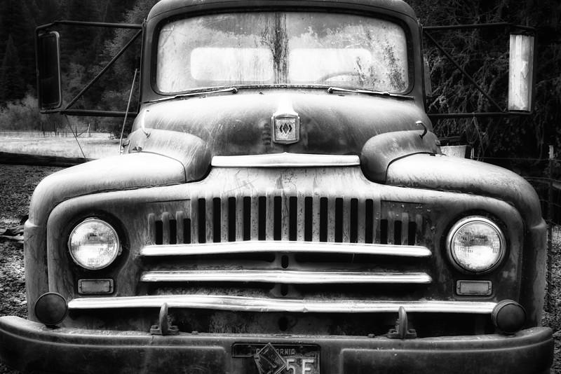 derelict driven
