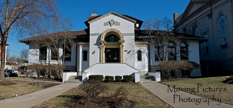 Carnegie Library - Avondale - Opened March 1, 1913
