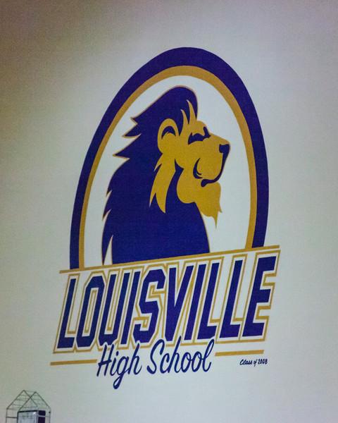 Playoffs Varsity vs Louisville