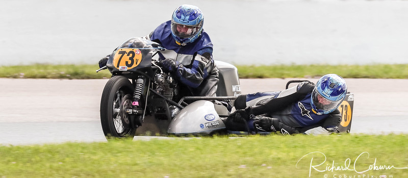 Sidecar Races and Practices of All Classes