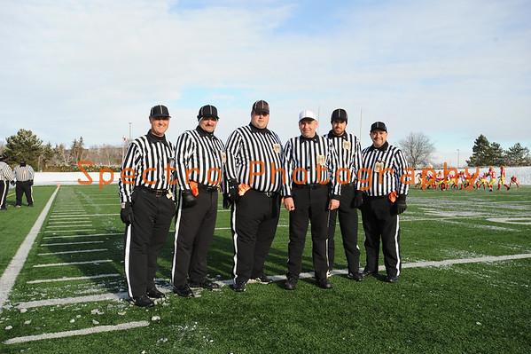 OFSAA Football Bowl  - West Ferris vs Richview