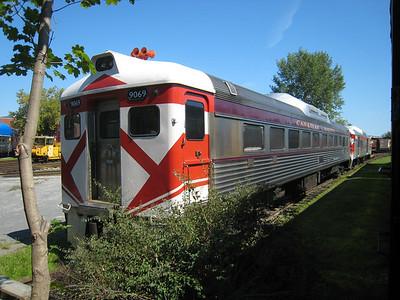 Exporail - Canadian Railway Museum