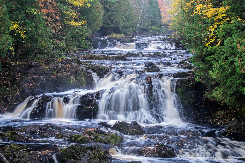 Cascades at Copper Falls