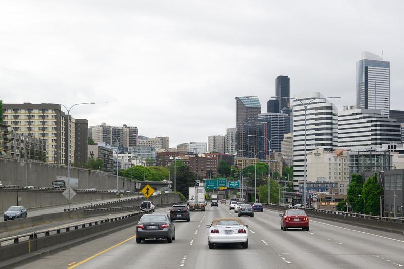 Seattle I-5