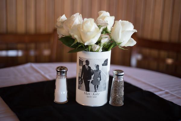 Kate & Max's Wedding Reception Camera 1