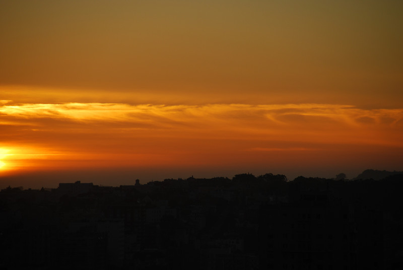 San Francisco Sunset  © 2007 Brian Neal