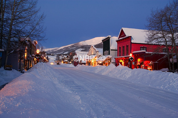 Crested Butte Town