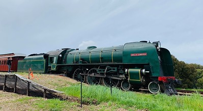 Whales, Rails & Automobiles - Sun 18 Aug 2019
